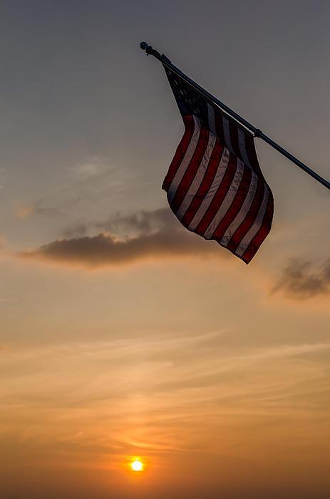 Mark Papke - American Sunset
