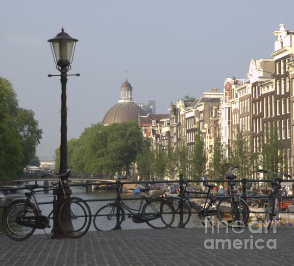 Amsterdam Bridge Photograph  - Amsterdam Bridge Fine Art Print