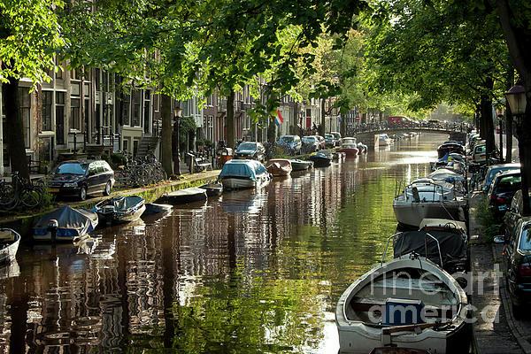 Joan Carroll - Amsterdam Canal