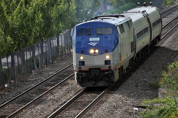 Mike Martin - Amtrak 111