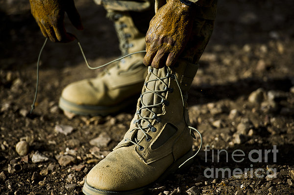 An Air Force Basic Military Training Print by Stocktrek Images