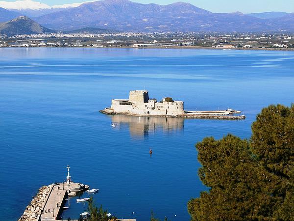 Constantinos Charalampopoulos - Ancient castle