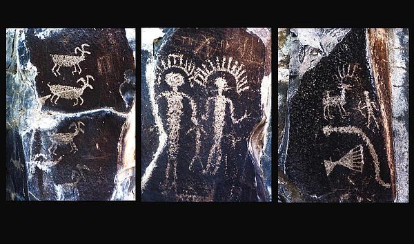 Dan -Teresa Poush - Ancient Petroglyphs
