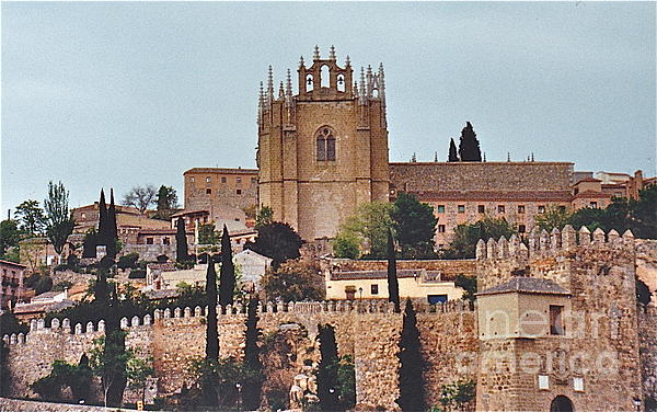 Barbara Plattenburg - Ancient Toledo Spain