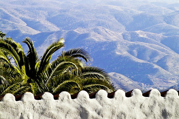 Andalusian View Print by Heiko Koehrer-Wagner