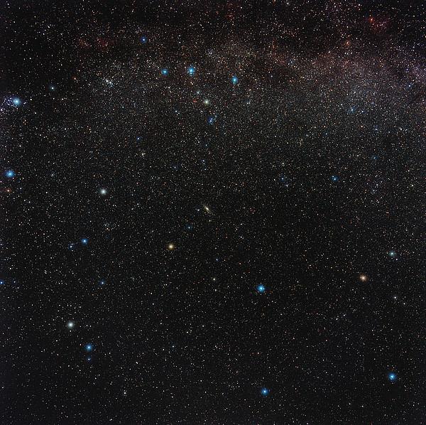 Andromeda Constellation Print by Eckhard Slawik