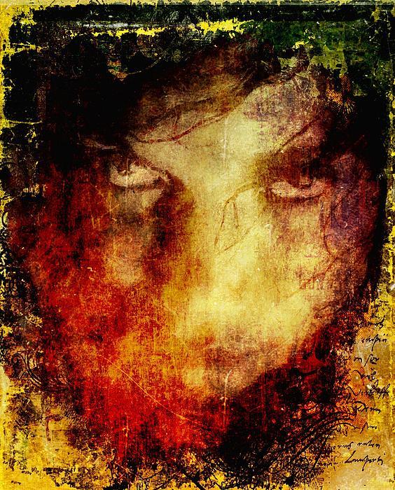 Anger Print by Gun Legler