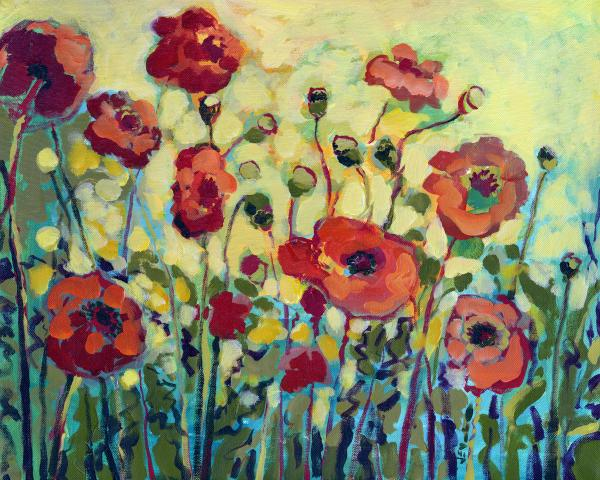Jennifer Lommers - Anitas Poppies