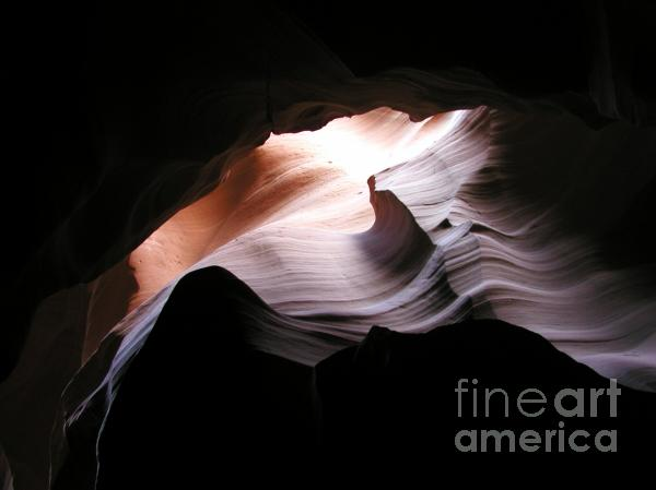 Antelope Canyon 2 Photograph