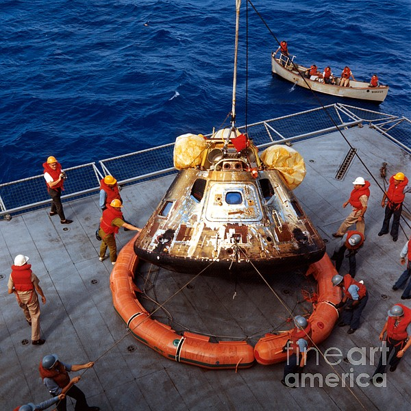 nasa recovery ship - photo #29