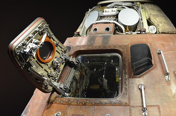 Jennifer LaPoint - Apollo 14 Command Module