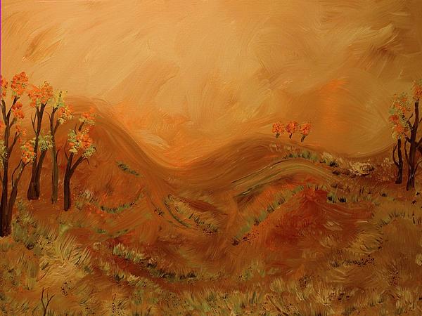 Sue Studio - Apricot Sky