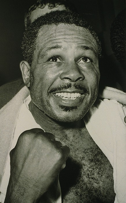 Archie Moore 1916-1998 Held The World Print by Everett