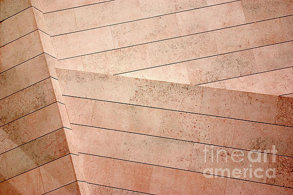 Architecture Lines Print by Carlos Caetano
