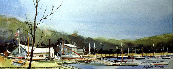 Charles Rowland - Areys Pond Boat Yard