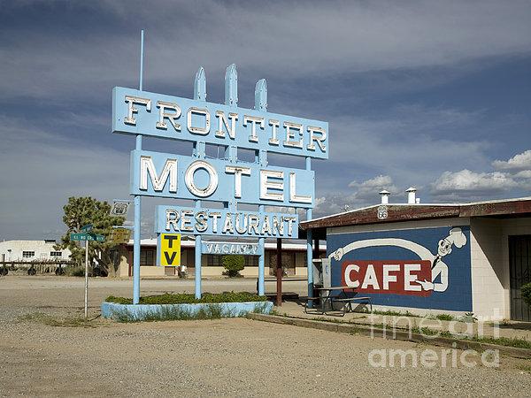 Arizona: Motel, 2009 Print by Granger