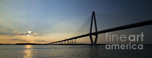 Dustin K Ryan - Arthur Ravenel Jr Bridge over the Cooper River Charleston SC