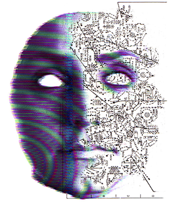 Artificial Intelligence Print by Neal Grundy