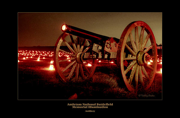 Artillery 91 Print by Judi Quelland