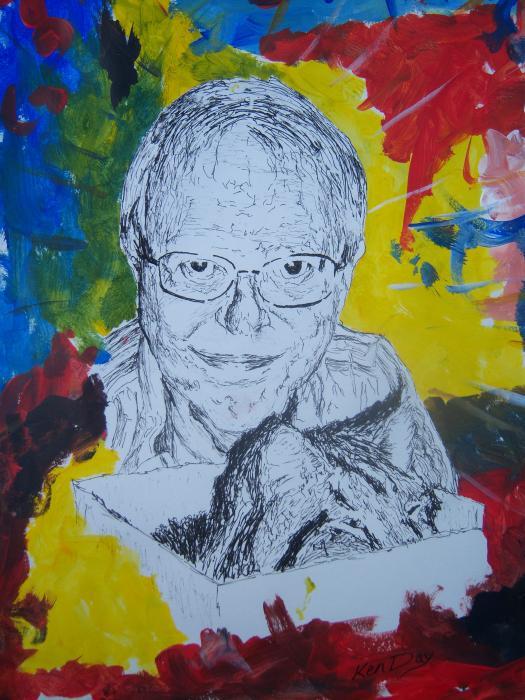 Ken Day - Artist Bruce Combs