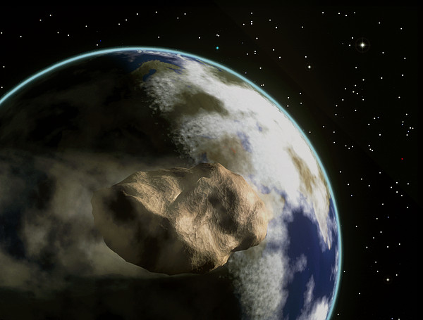 asteroid earth collisions - photo #36