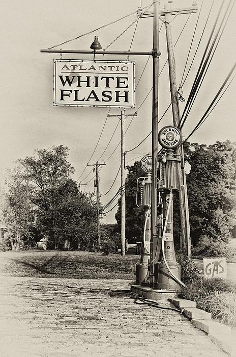 Bill Cannon - Atlantic White Flash