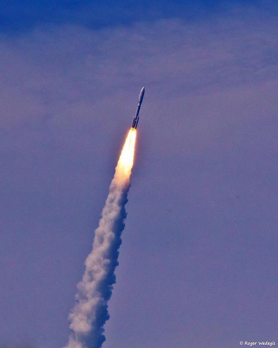 Roger Wedegis - Atlas V Launch