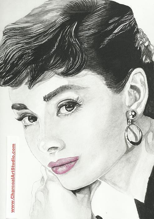 Arnaldo Fierro - Audrey Hepburn
