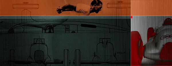 Autounion 1 Print by Naxart Studio