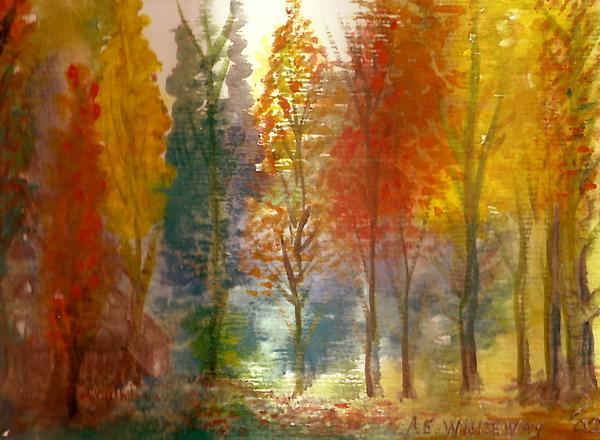 Anne-Elizabeth Whiteway - Autumn Hideaway II