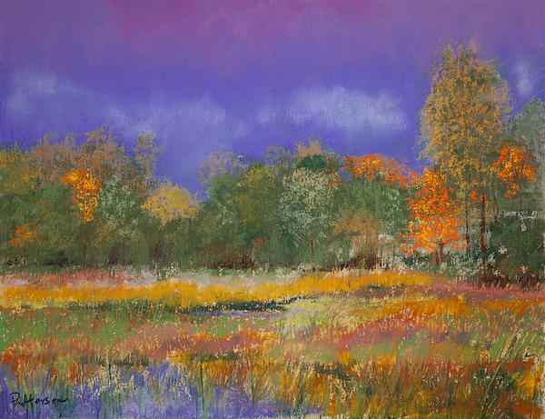 David Patterson - Autumn in Nisqually