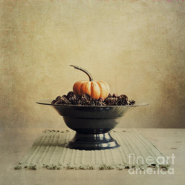 Autumn Print by Priska Wettstein