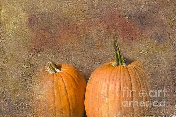 Betty LaRue - Autumn Pumpkins