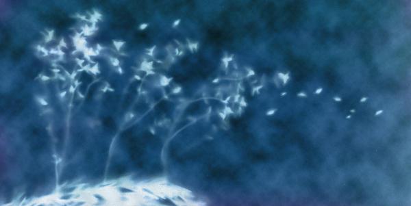 Autumn Wind Print by Greg Gwynne