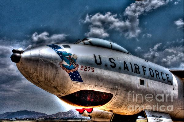 Tommy Anderson - B-47 Stratojet