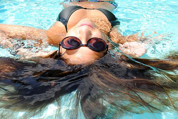 Leah Silberman  - Backstroke II