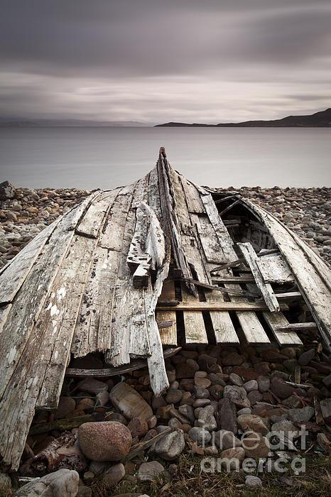 Badentarbet Bay The Coigach Scotland Print by John Potter