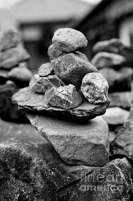 Balanced Print by Dean Harte