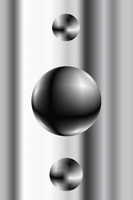 Ball Print by James Eugene Albert