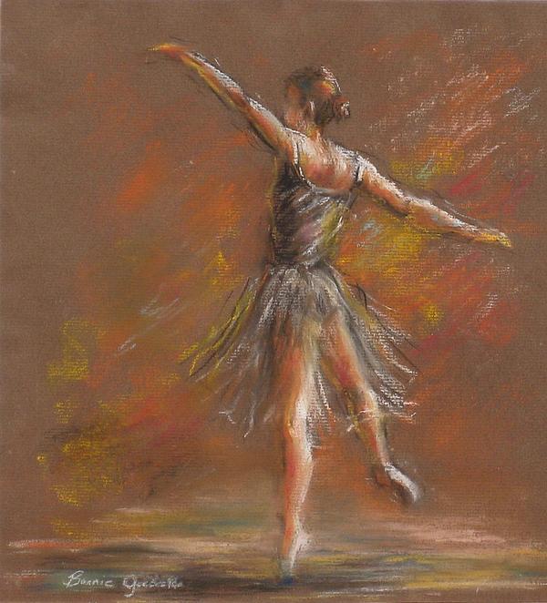 Bonnie Goedecke - Ballet Dancer
