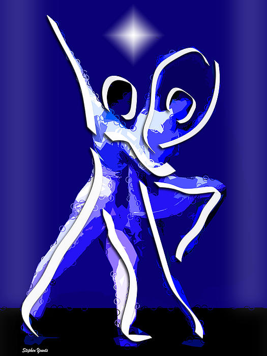 Ballet Print by Stephen Younts