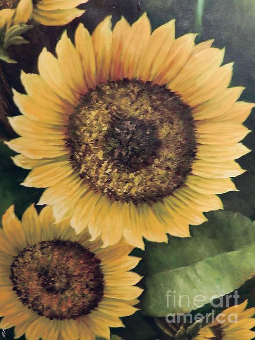 Kimberleigh Mik Goben  - Bama Sunflowers