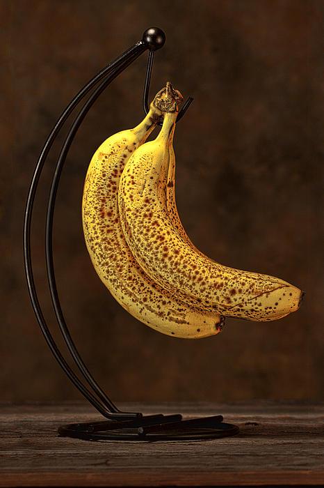 Banana Still Life Print by Tom Mc Nemar
