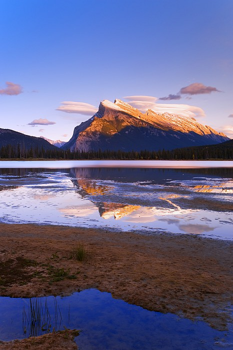 Banff National Park, Alberta, Canada Print by Carson Ganci