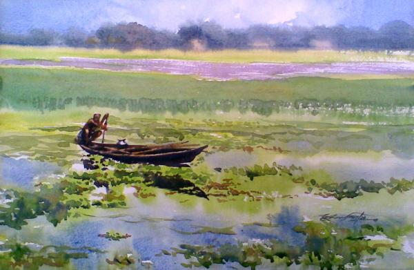 Painting Of Bangladesh