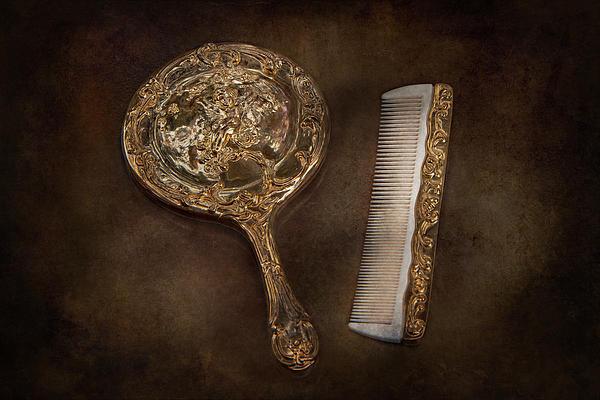 Barber - I'm So Pretty Print by Mike Savad