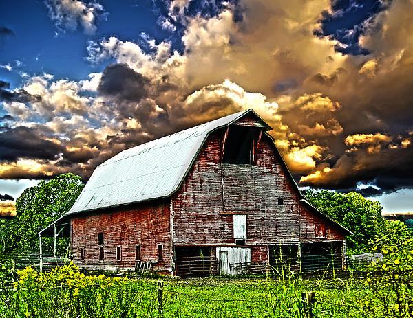 Randall Branham - Barn Storming