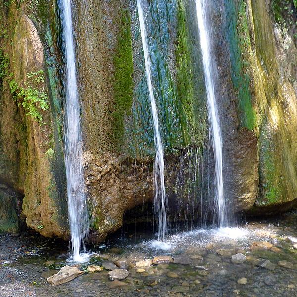 Carla Parris - Base of Nojoqui Falls