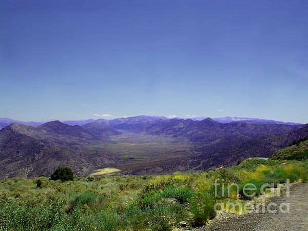 Basin - Canyon 9000 Feet Print by The Kepharts