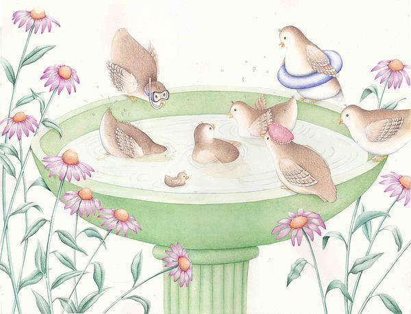 Jeri Allison - Bath Time